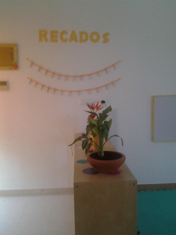Jardim do Fraldinhas | O nosso espaço de recados para os pais